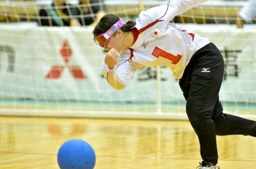2016リオ・パラリンピック・ゴールボール日本代表選手6名キャプテン浦田理恵のチームメイトを金メダル獲得へインタビューやルール失明原因【リオパラ】