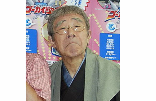 吉本新喜劇の俳優井上竜夫(いのうえ・たつお、本名龍男)さん