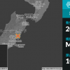 ニュージーランドの南島でM7.8の地震がNZの被害は?日本へ影響の可能性あり