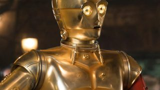 SW人気キャラC-3POの中の人・吹き替えの声優さんは誰?