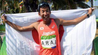 『荒井広宙』世界陸上2017!競歩でメダル獲得へ!東京五輪へ向けて!